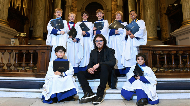 Hear Black Sabbath Guitarist Tony Iommi's New Classical Choral Work