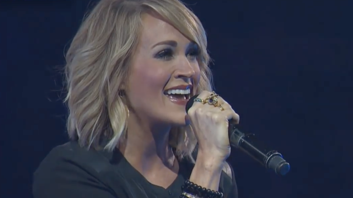 Carrie Underwood Faces Backlash After Performance at Evangelical Event