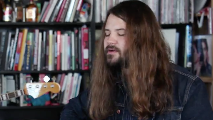 See Brent Cobb Sling Southern Charm, Perform 'Shine On Rainy Day' Songs