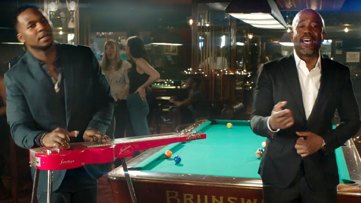 See Darius Rucker, Robert Randolph's Chic 'Love Do What It Do' Video