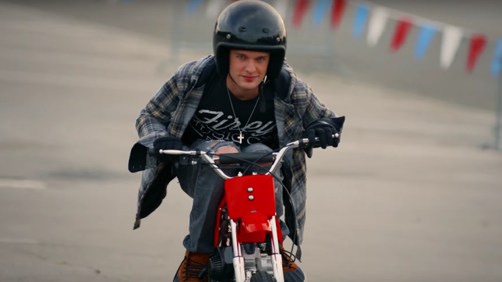 See Tucker Beathard's 'Jackass'-Inspired 'Momma and Jesus' Video