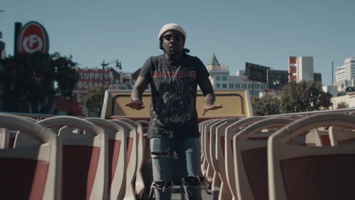 Watch Wale's Extended New 'Groundhog Day' Video