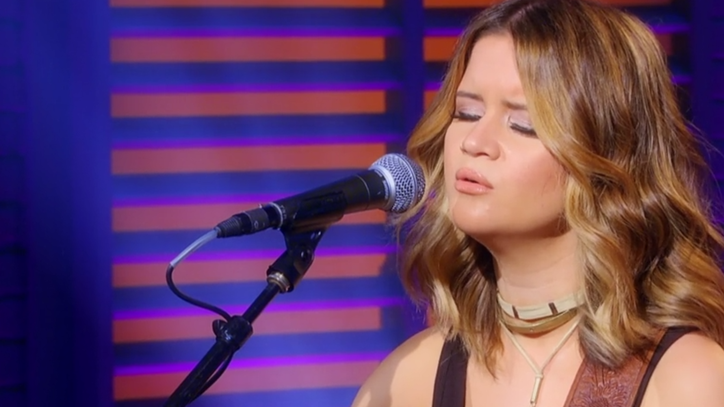 Watch Maren Morris' Restrained 'I Wish I Was' From 'Next Women'
