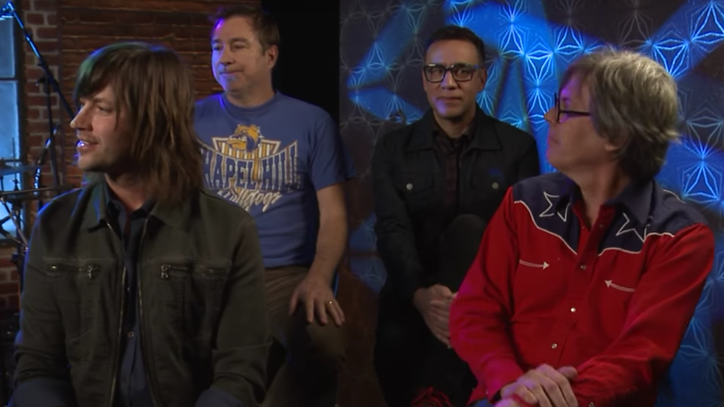 See Old 97's Argue With Fred Armisen in Satirical 'Good With God' Video