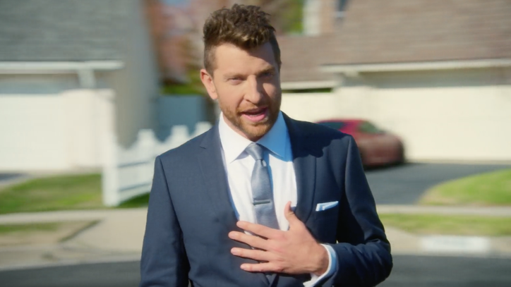 See Brett Eldredge Wreak Havoc in 'Somethin' I'm Good At' Video