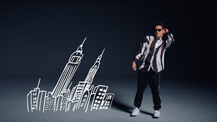See Bruno Mars' Playful 'That's What I Like' Video