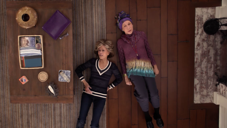 See 'Grace and Frankie' Pitch Sex Toys in Funny New Trailer