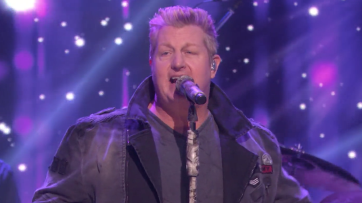See Rascal Flatts Perform Ecstatic 'Yours If You Want It' on 'Ellen'
