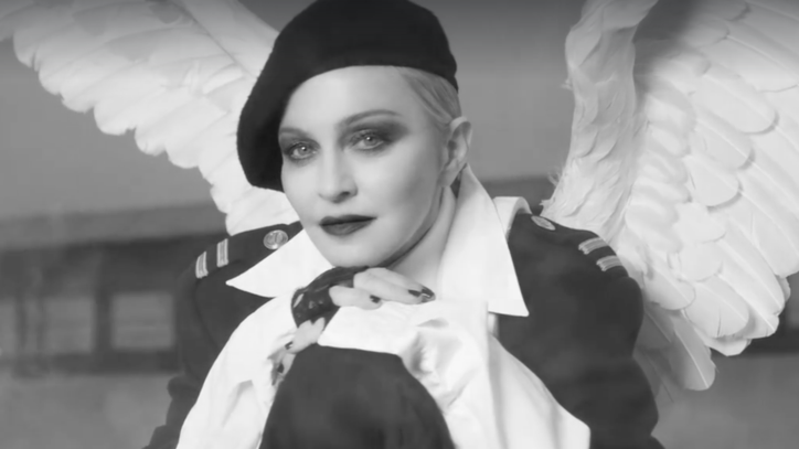See Madonna's Stylish International Women's Day Short Film