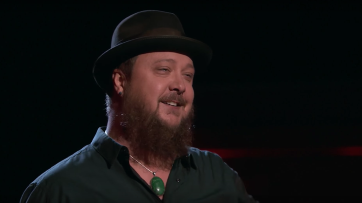 See Blake Shelton's First 'Voice' Team Member Ace Chi-Lites' 'Oh Girl'