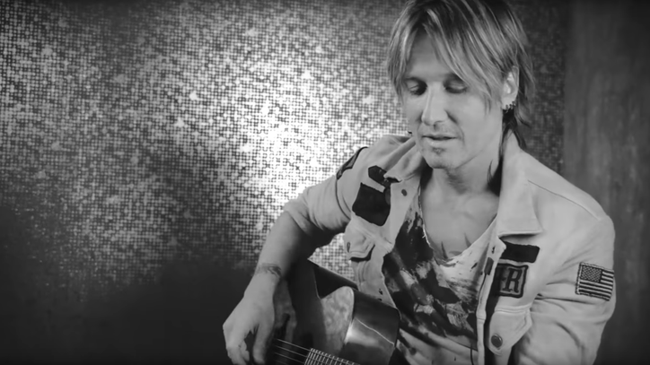 See Keith Urban's Solemn Cover of Miranda Lambert's 'Vice'