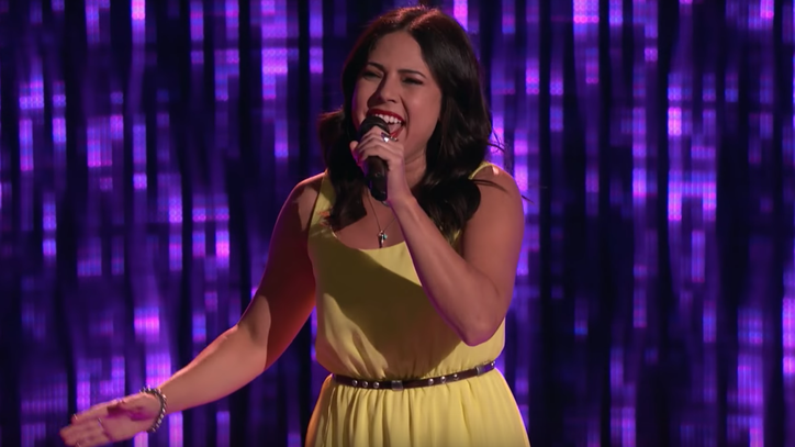 See 'Voice' Contestant Valerie Ponzio's Blistering Johnny Cash Cover