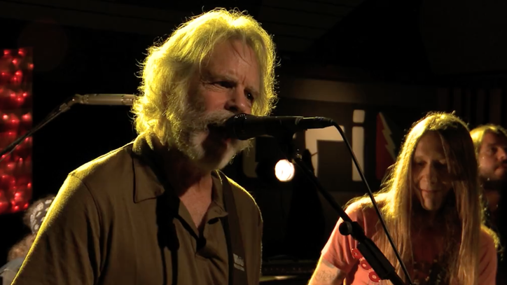 See Bob Weir, Blackberry Smoke Cover Chuck Berry's 'Promised Land'