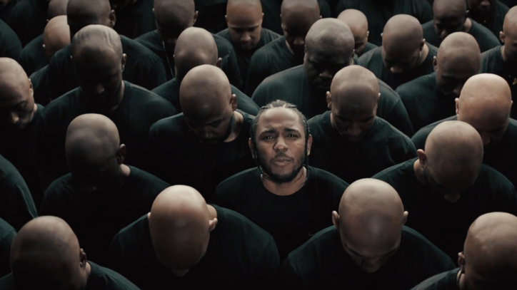 Watch Kendrick Lamar's Richly Symbolic New 'Humble' Video