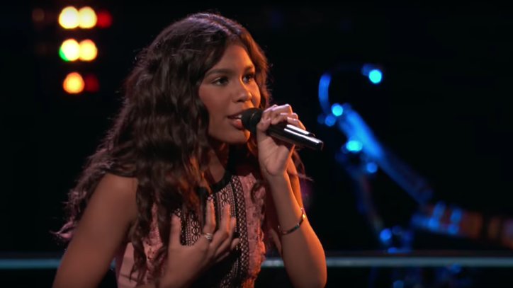 See 'Voice' Contestant Aliyah Moulden's Intense Carrie Underwood Cover