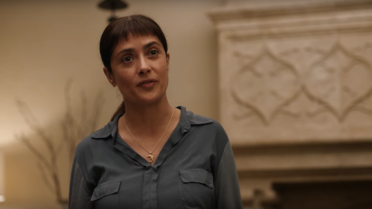 See Salma Hayek, John Lithgow's Politically Charged 'Beatriz at Dinner' Trailer