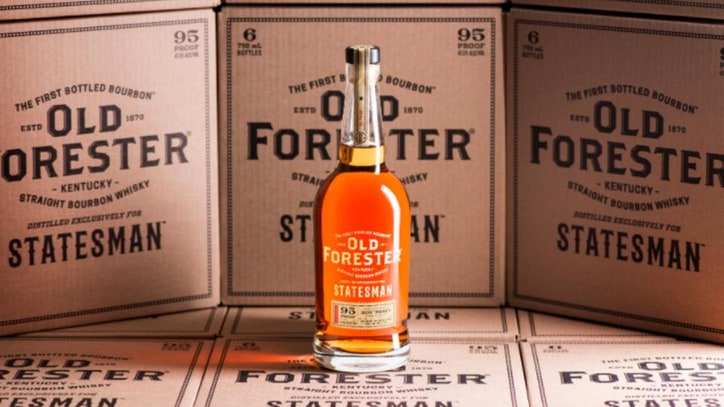 Old Forester Announces 'Statesman' Bourbon for 'Kingsman: The Golden Circle' Movie