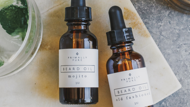 Boozy Beard Oil That Doubles As Shaving Cream