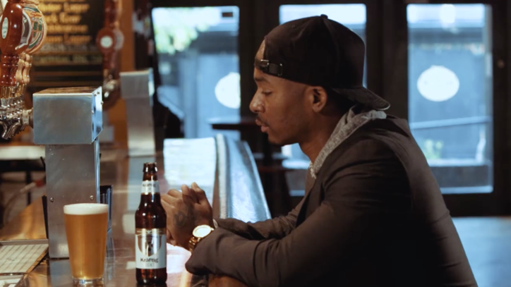 Rapper Chingy Stars in New Digital Ad for Kräftig Lager
