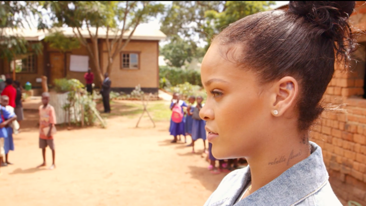 Watch Rihanna Teach Math in Malawi in New Short Documentary
