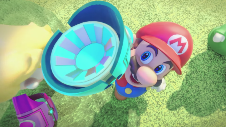 Mario + Rabbids Kingdom Battle is Revealed, and It's a Tactics Game