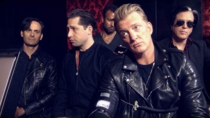 Queens of the Stone Age Preview New LP, Tour With Gritty 'The Way You Used to Do'
