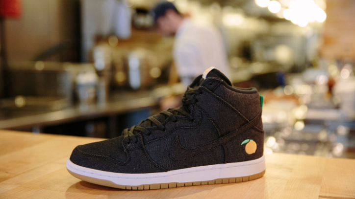 David Chang Is Cooking Up Some New Nikes