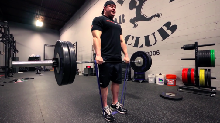 When and How to Add Resistance Bands to Your Barbell Workout