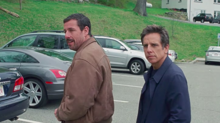 See Adam Sandler, Ben Stiller Slap Box in 'The Meyerowitz Stories' Trailer