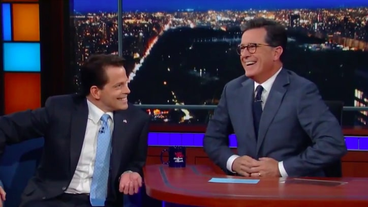 Anthony Scaramucci on Steve Bannon: 'If It Was Up to Me, He'd Be Gone'