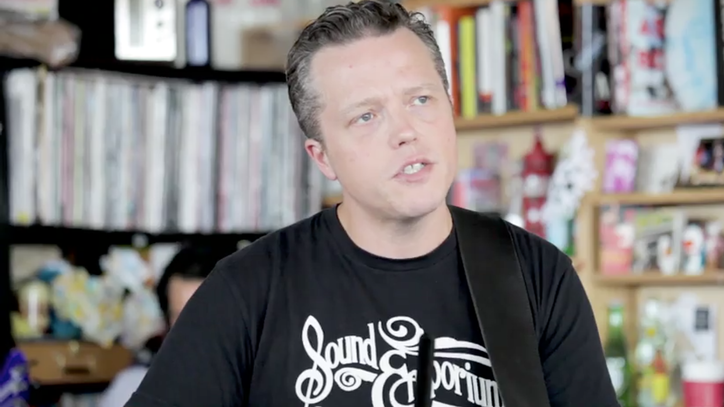 See Jason Isbell's Stirring Acoustic 'Chaos and Clothes'