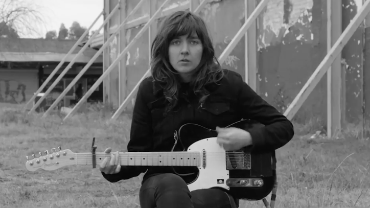 See Kurt Vile, Courtney Barnett's Deadpan 'Over Everything' Video