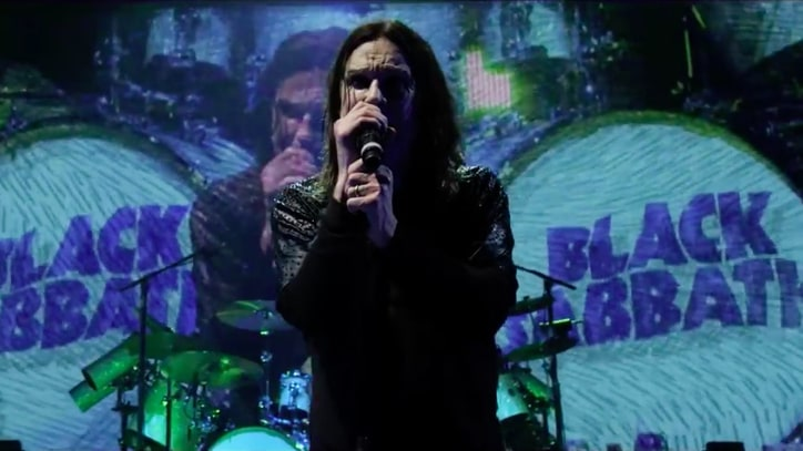 See Black Sabbath's Rousing 'Children of the Grave' Live Video