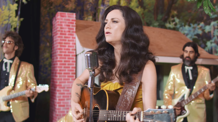 See Nikki Lane's Endearing 'Send the Sun' Video
