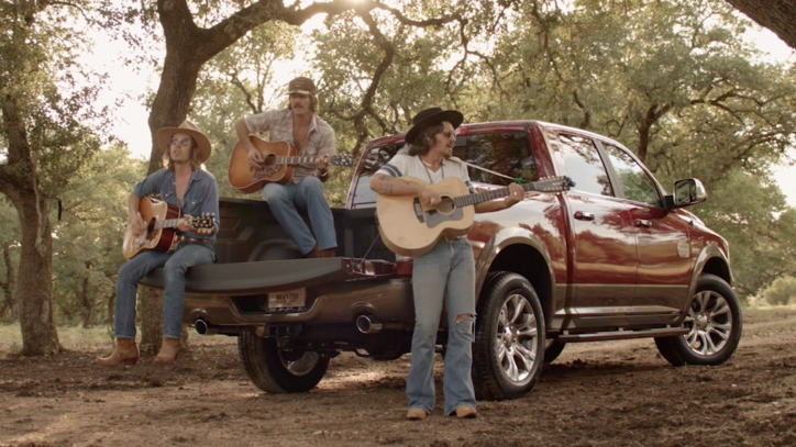 See Midland's Wild Tour of Austin in New 'RS Country Pickups' Series