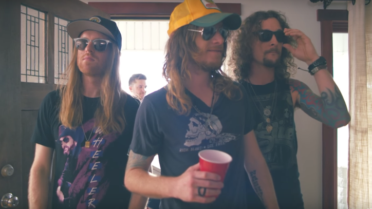 See the Cadillac Three Party Hard in Rowdy 'Dang If We Didn't' Video