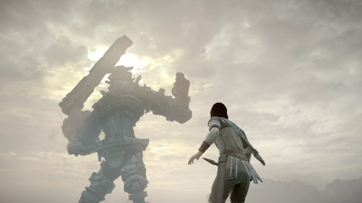 'Shadow of the Colossus' Gets Its PS4 Pro Trailer