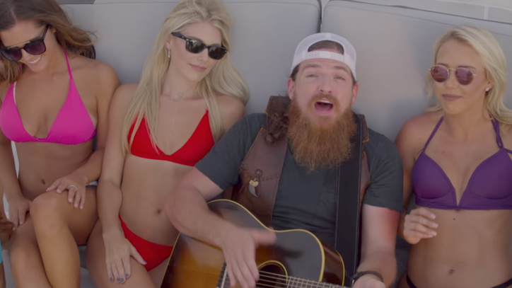Watch Tim Montana Live Large in Outrageous 'Hillbilly Rich' Video