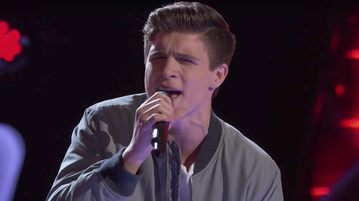 'The Voice': See Jeremiah Miller's Sexy Cover of Niall Horan's 'Slow Hands'