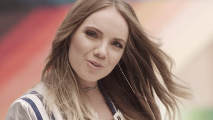 Watch Danielle Bradbery's Vibrant New 'Sway' Video