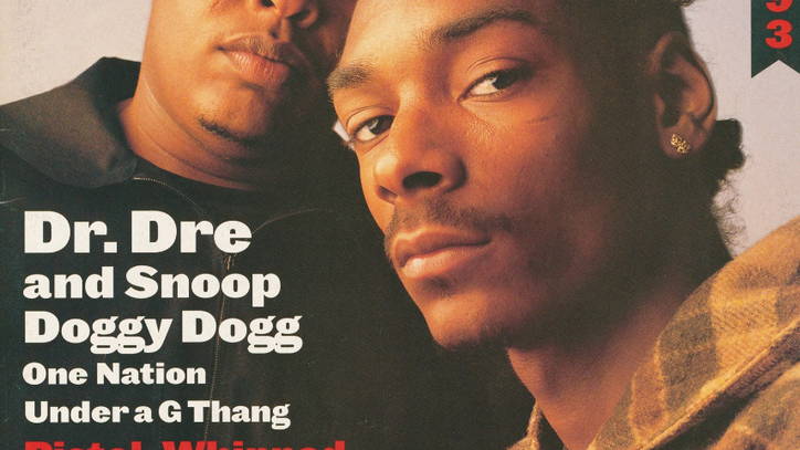 Rolling in Compton With Snoop and Dre