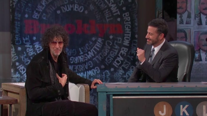 See Howard Stern's Scathing Harvey Weinstein Response on 'Kimmel'