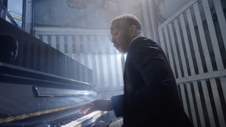 Watch John Legend Cover Stevie Wonder's 'Signed, Sealed, Delivered'