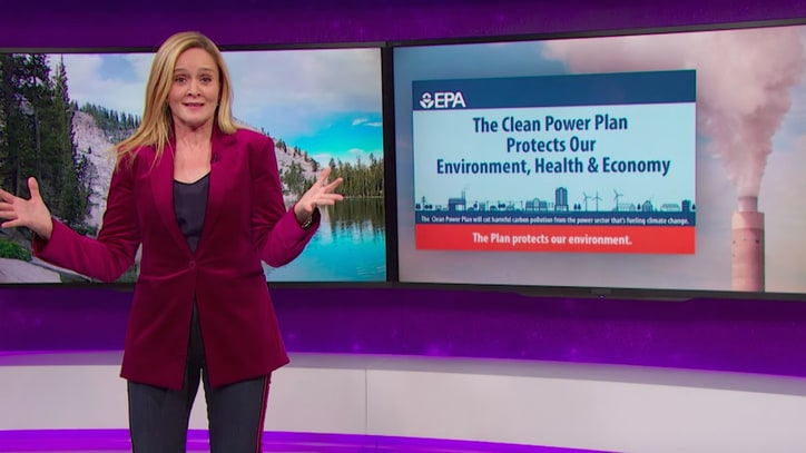 Samantha Bee Calls on Patriotic Americans to Annoy Scott Pruitt