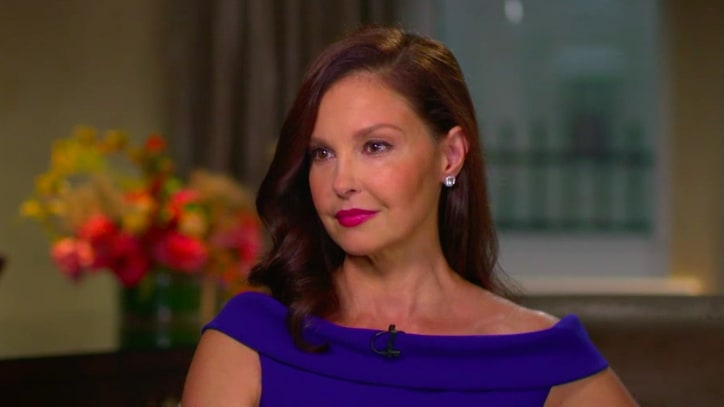 Ashley Judd on Harvey Weinstein: 'There's Help for a Guy Like You'
