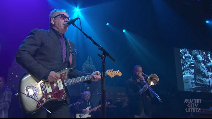 Watch Elvis Costello, Dr. John, Trombone Shorty Cover Fats Domino