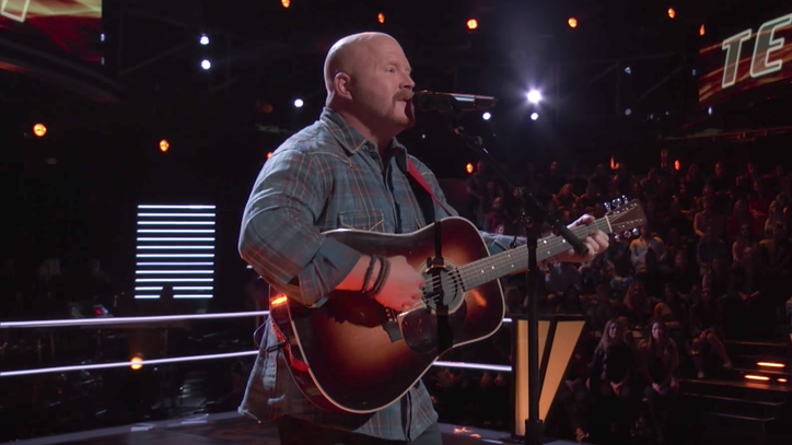 'The Voice': See Red Marlow Sing Craig Campbell's 'Outskirts of Heaven'