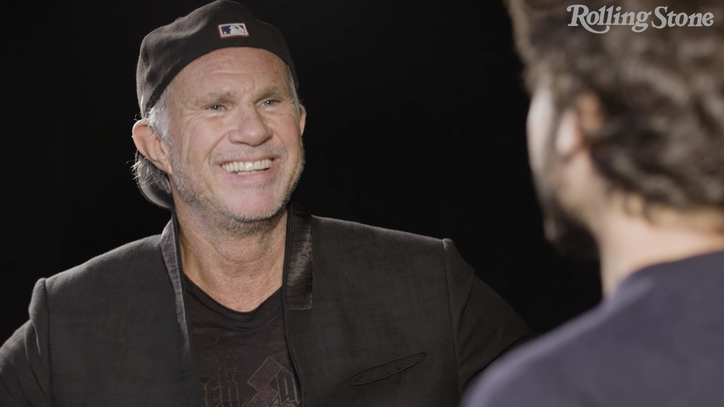 See Red Hot Chili Peppers' Chad Smith Talk Foo Fighters' Historic Acropolis Gig