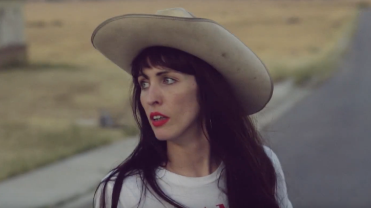 See Country Rebel Jaime Wyatt's Gritty Ride to California in 'Wasco'