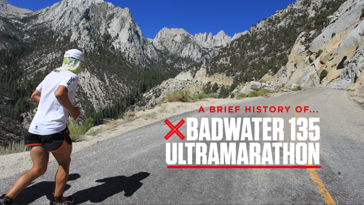 A Brief History of the Badwater 135 Ultramarathon